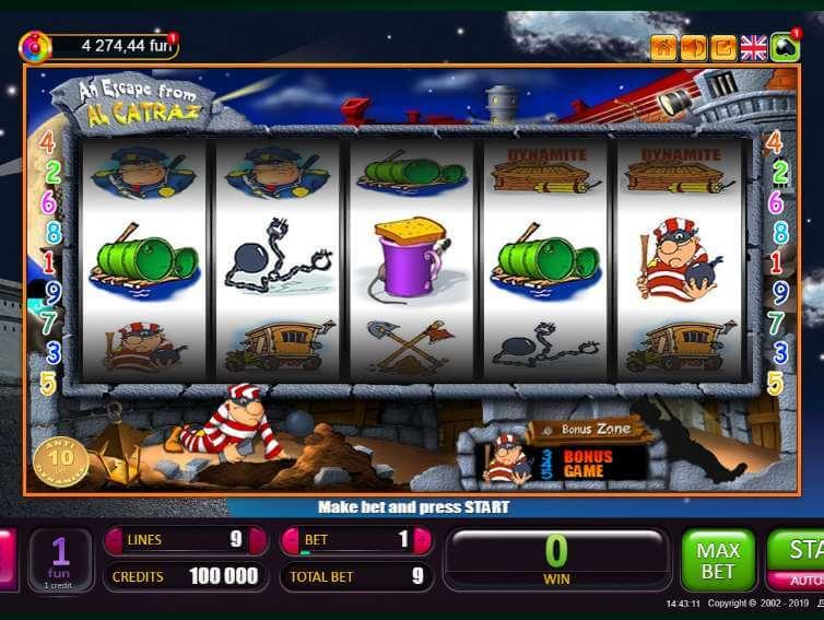 Бесплатные азартные игровые автоматы играть